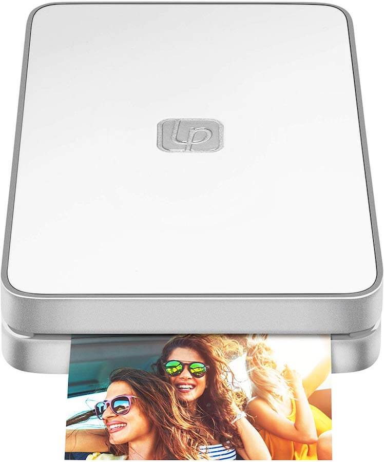 lifeprint portable photo printer for iphone