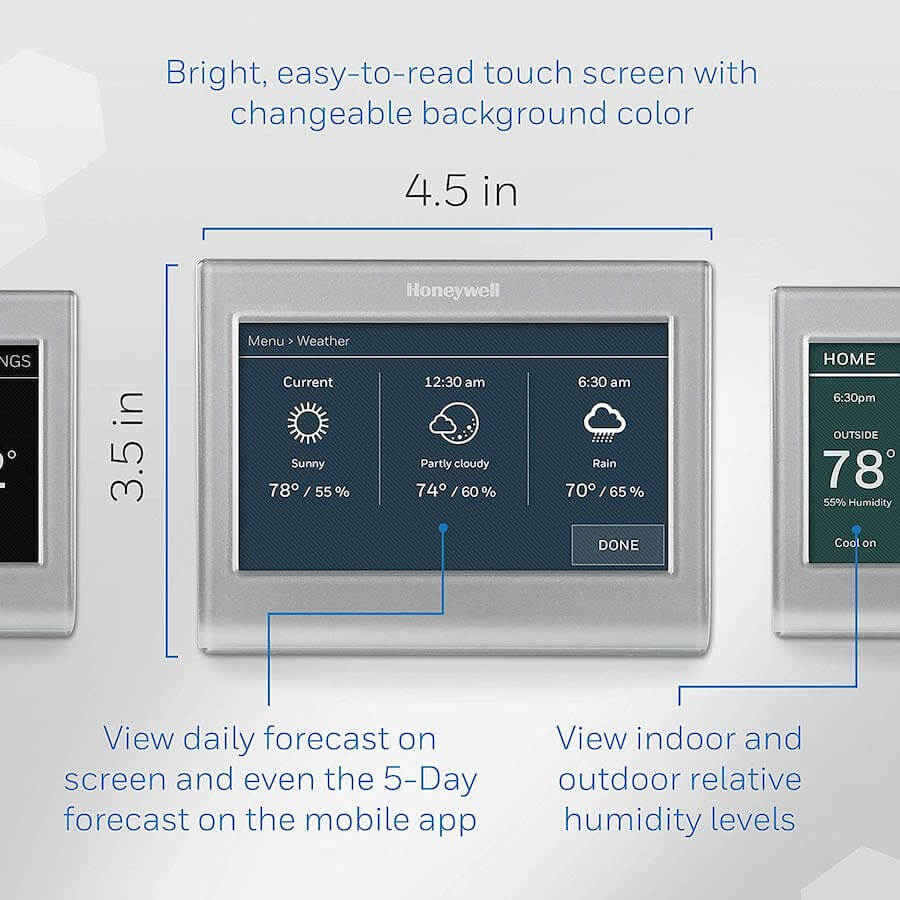 wifi home thermostat1