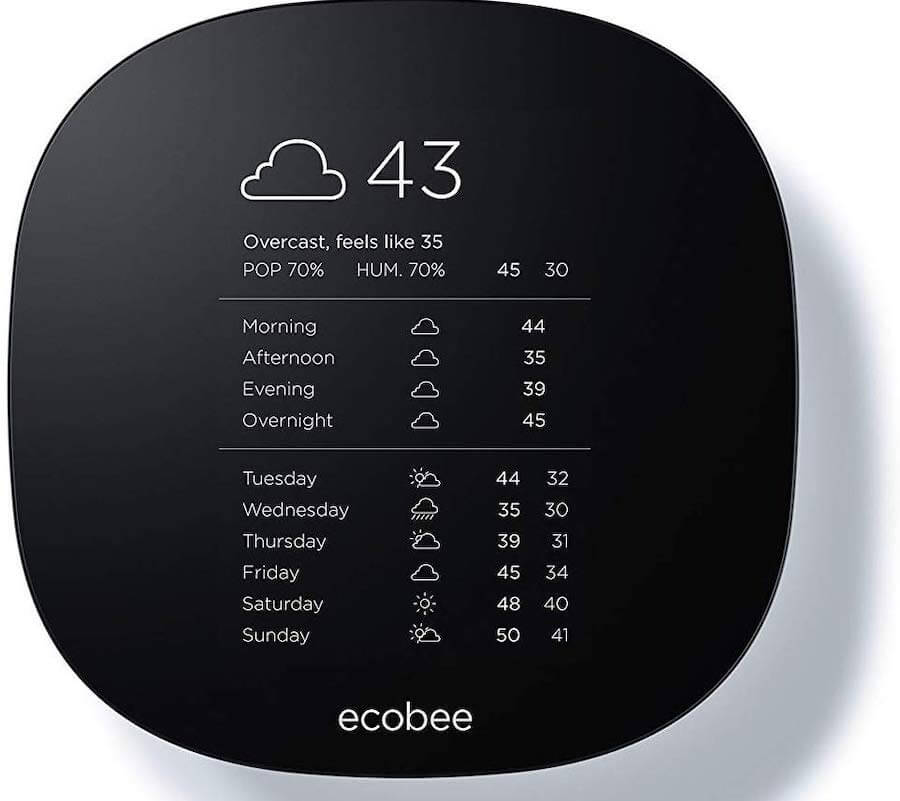 wifi home thermostat2