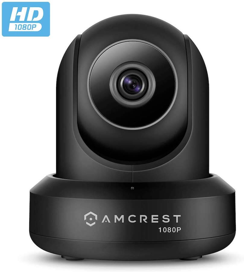 amcrest smart wireless ip camera