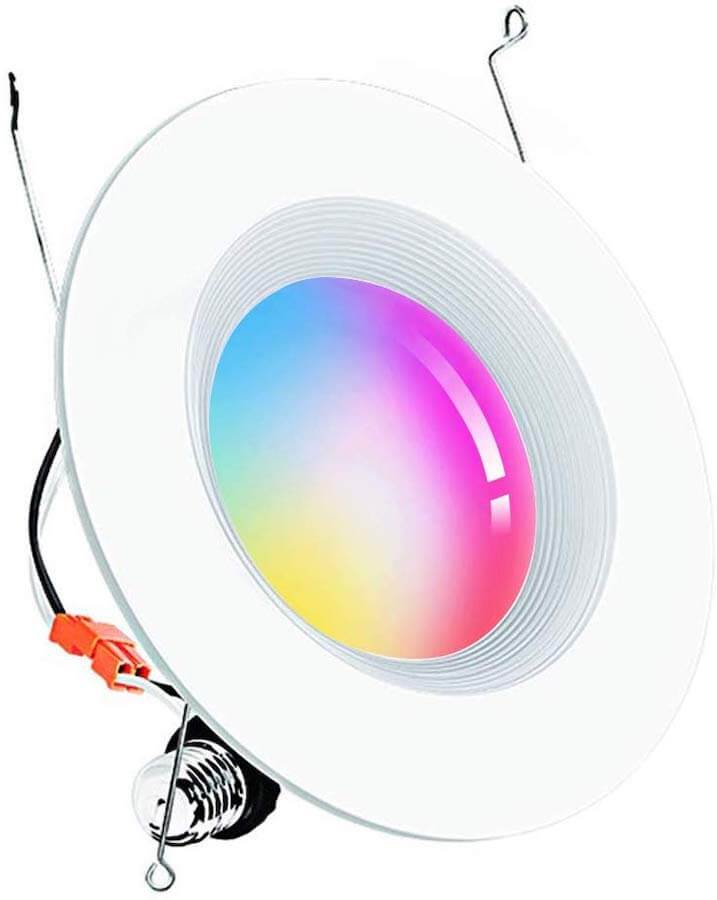 dejavu dimmable smart led downlight