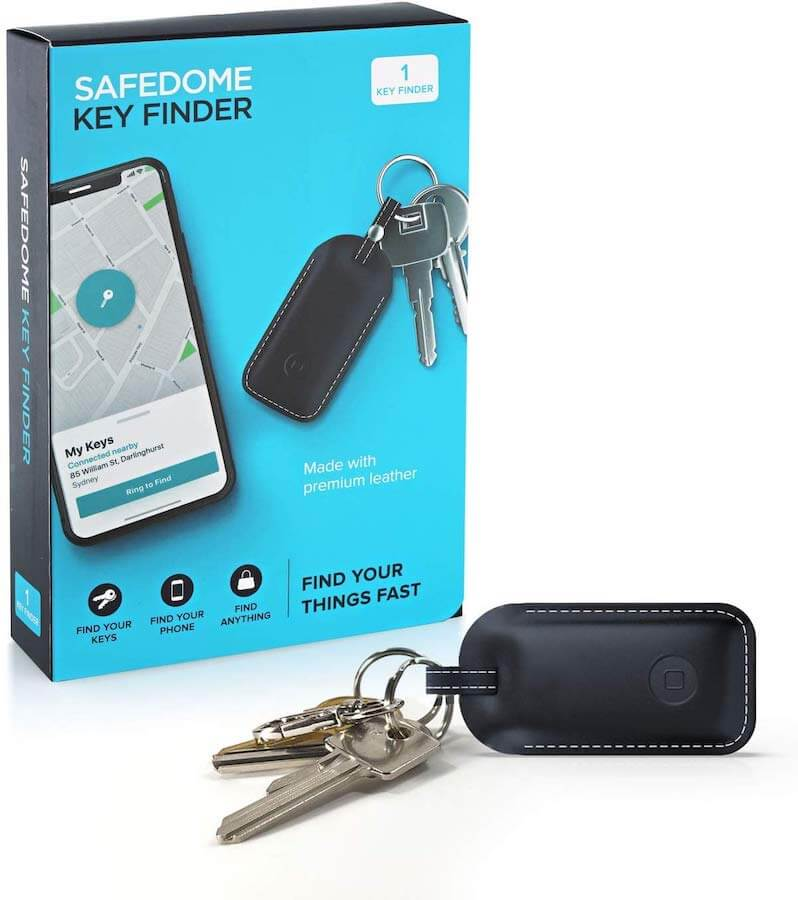 safedome gps for keys