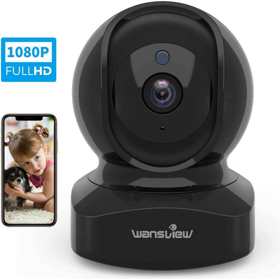 wansview smart wireless ip camera