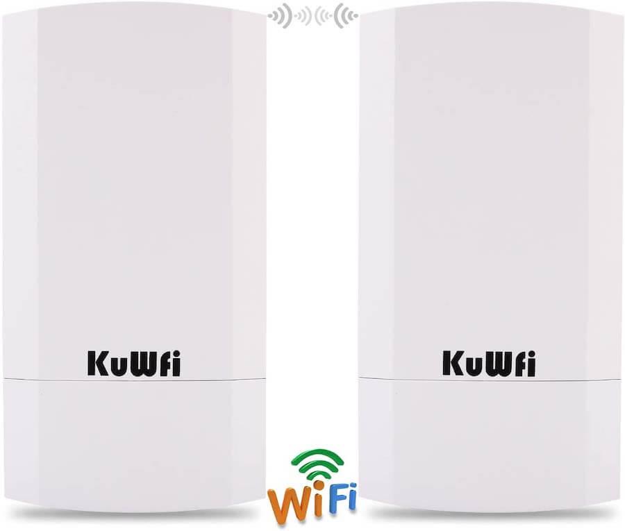 kuwfi outdoor wifi extender