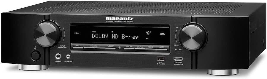 marantz 5 channel stereo receiver