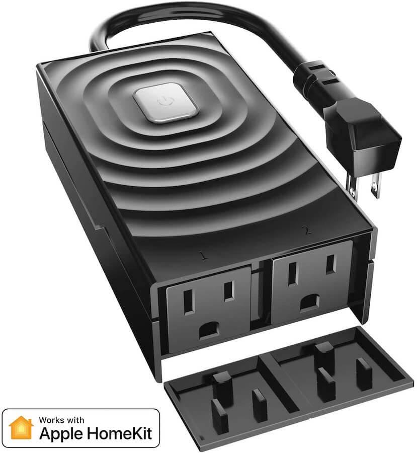 meross outdoor smart outlet
