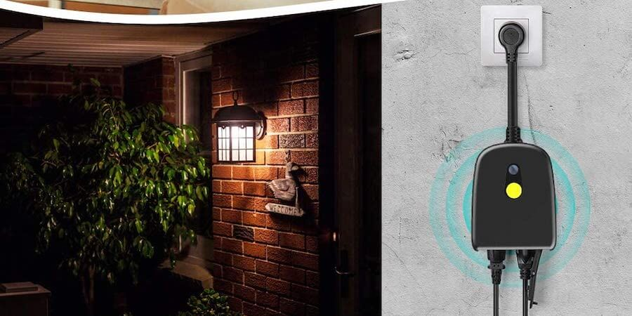 outdoor smart outlet