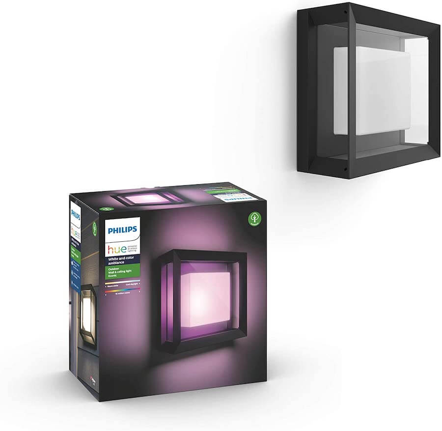 philips hue econic smart floodlight