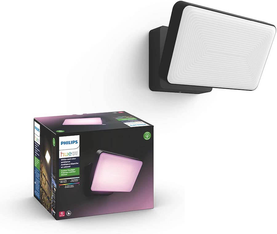 philips hue smart floodlight
