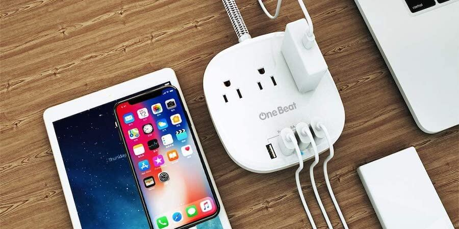 portable power strip